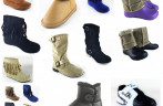 Trendy children boots Boots Boots per pair from 3.79 EUR