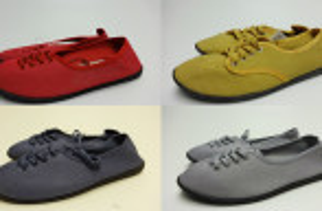 4 Farbe Turnschuhe Schuhe Mix
