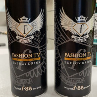 FASHION TV ENERGY DRINK DEVELOPED IN GERMANY