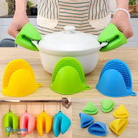 SILICONE KITCHEN GLOVES GRIPPERS 2 pcs