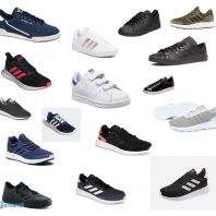 LOT OF SHOES ADIDAS