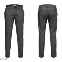 Only & Sons chino ανδρικό παντελόνι γκρι