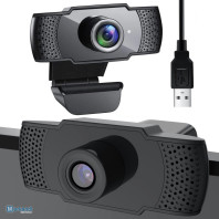 PC NETWORK CAMERA FOR FULL HD LESSONS + MICROPHONE