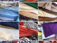 Textile fabric - stock clearance