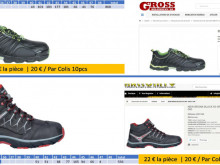 Work safety shoes - COFRA S1, S3 Aluminum, PU