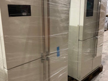 Graded and Warranty Returns of High Value American Refrigerators Truck