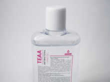 HAND GEL SANITIZER DESINFECTS 99.9% KILL BACTERIA!!!!!!!