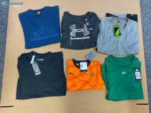 Sport's Direct &  sports and casual wear, branded clothing (no defects)