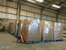 Textiles stocklot from Asda clearance stock pallets