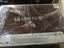 Lot of 16 LG Ultra HD Smart TVs and others