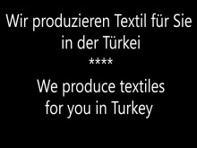 We produce textiles for you in Turkey: