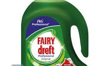Fairy Dreft 2,5l Professional