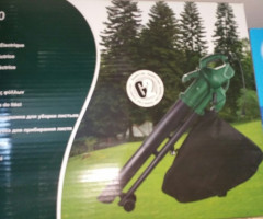 Electric Leaf Blower/ Vacuum/ Chopper - Brand New Stock
