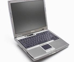 Dell Latitude D610 mit Windows XP Proffesional