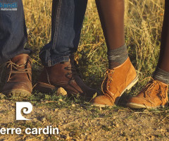 Pierre Cardin shoes mixed stock for Women, men and Kids