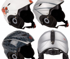Ski helmet - 3 models 1500 pieces.