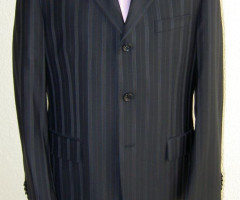 BUSINESS SUITS,  100% virgin wool Super 150`s cloth
