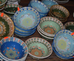 Romanian traditional Bowls, 330 ml