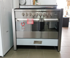 Range Cookers / gas cookers Fratelli Onofri Stainless steel