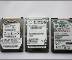 HARD DISK HDD FOR LAPTOP 40 GB IDE ATA PATA 2,5""