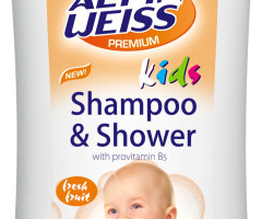 Shower Cream Kids shampoo, Shampoo