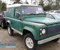 LAND ROVER DEFENDER 4X4 READY FOR EXPORT