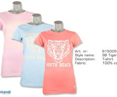 Summer Ladies' T-Shirts