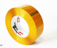 PACKING TAPE 48x230 48/230m BEIGE strong