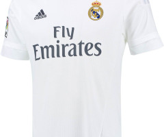 T-SHIRT ADIDAS REAL MADRID HOME MATCH 2015/2016