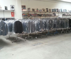 Men's suit sets stock