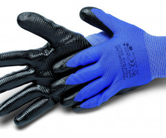 GLOVES, AQUA GRIP