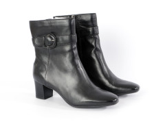 Ladies *Bandolino* Leather Ankle Boots