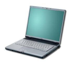 Fujitsu-Siemens Lifebook E8110 Business Notebook