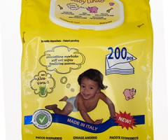 Baby wipes Lindo 200 pieces