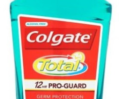 Colgate Total Green 500ml - Liquid mouthwash