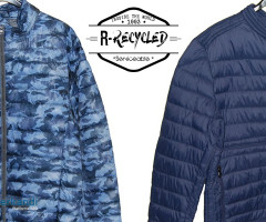 R-RECYCLED Winter Jackets for Men