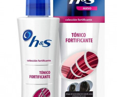 H&S tonic 125 ml New