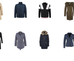 Jackets multibrand diverse mix