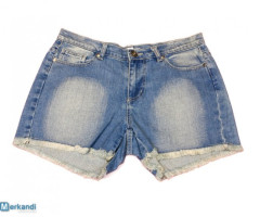 500 x Ladies panty shorts hot pants hip jeans