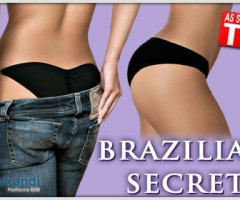 Brazilian secret panties magnifying buttocks TV PND-21042