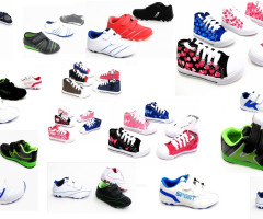 Leisure children's shoes Sneaker SPORT Gr. 21-36 per pair from 3.49 EU