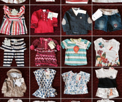 Mix of children clothing CHICCO