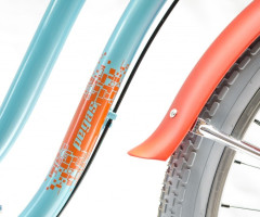 Pegas Bike : Street 2 3S, dainty for women