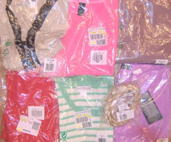 Goods on pallets Ladies Mix items Clothing Prime grade special