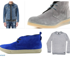 Diesel Mixed Men's Clothing Shoes Women's Clothes