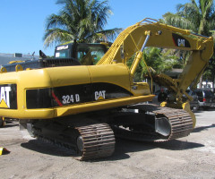 Cat 324D Excavator for sale FOB MIAMI'' $ 87,500