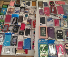 lot pockets and shell mobile phone