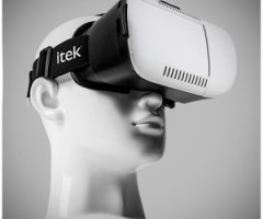 ITEK VIRTUAL REALITY 3D GOGGLES - BRAND NEW STOCK