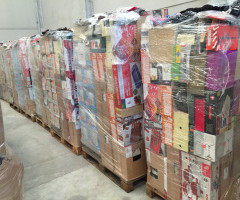 TRUCK FULL OF BIG BRANDS Mixpaletten HOUSEHOLD PRODUCTS