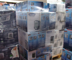 DeLonghi heaters and dehumidifiers returns stocklot